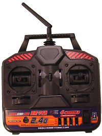 Hobby King 2.4GHz radio control