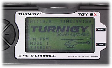 Turnigy 9X Version 2 LCD